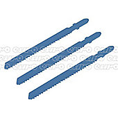 Jigsaw Blade 10tpi Pack of 3
