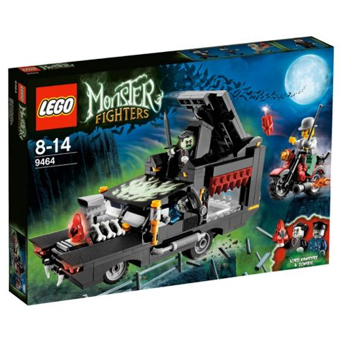 LEGO Monster Fighters The Vampyre Hearse 9464