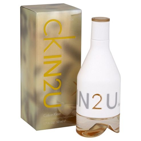 Ck In2U For Her Edt Spray 50Ml