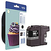 Brother LC123BK printer ink cartridge - Black