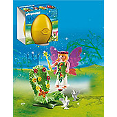 Gift Egg 4927: Fairy with Flower Throne- Playmobil