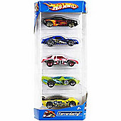 Hot Wheels 5 Cars Giftpack