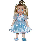 Disney Princess Soft Bodied 29cm Doll Cinderella