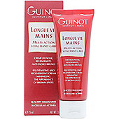 Guinot Longue Vie Mains Multi Action Vital Hand Care 75ml