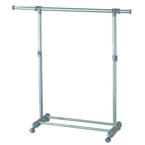 Hang - Adjustable Wardrobe / Clothes Hanging Storage Rail