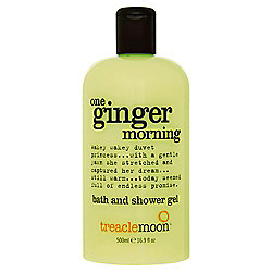 Treaclemoon Ginger Morning Bath & Shower Gel