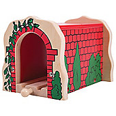 Bigjigs Rail BJT135 Red Brick Tunnel