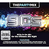 The Party Mix - 90S (3CD)