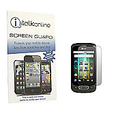 S-Protect LCD Screen Protector & Cleaning Cloth - LG P500 Optimus One