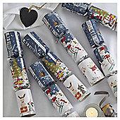 Night Before Christmas Christmas Crackers, 12 pack