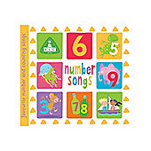 ELC Number Songs CD
