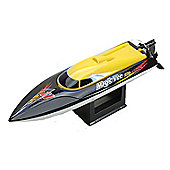 Joysway Magic Vee RC Boat EP RTR 2.4GHz Yellow/Black