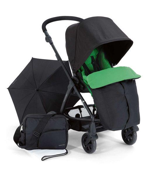 Mamas & Papas - Glide Package - Black/Grass
