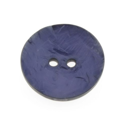 Dill Buttons 45mm Dished Dark Purple