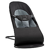 BabyBjorn Balance Soft Bouncer (Black/Dark Grey)