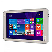Toshiba WT8-B-102 8 inch Tablet with Intel Processor with 32GB HDD & Windows 8.1