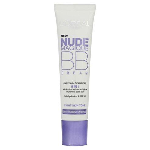 L'Oréal Nude Magique BB Cream Light 30ml