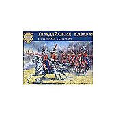 Zvezda - Lifegaurd Cossacks 1812-1814 - Scale 1/72 8018