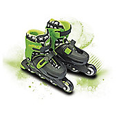 Zinc Inline Skates Green
