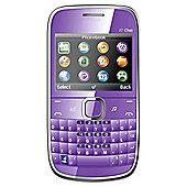 Tesco Mobile I7 Chat Purple