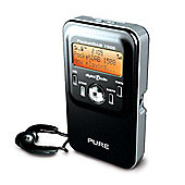 PURE PocketDAB 1500, Rechargeable Personal DAB/FM Radio