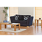 Kyoto Ardley 3 Seater Sofa Bed - Louisa Charcoal