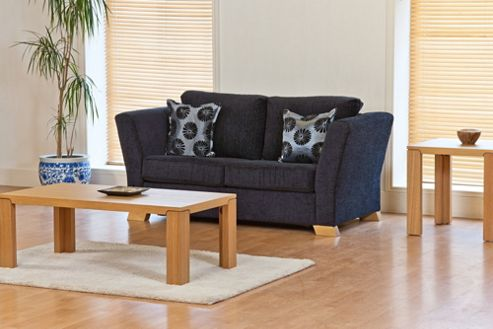 Kyoto Ardley 3 Seater Sofa Bed - Louisa Charcoal