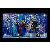 Disney Frozen - Sven, Kristoff, Elsa, Anna & Olaf Disney Frozen Musical LED Door Mat