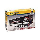 Italeri - Cargo Trailer - 1:24 Scale