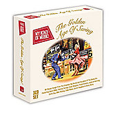 The Golden Age Of Swing - Box Set