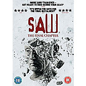 Saw - The Final Chapter (DVD)