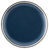 Blue Lagoon Crackle Glaze SIDE PLATE