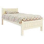 Single Premier Pine Low End Bed - 3ft