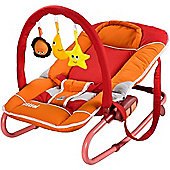 Caretero Astral Baby Bouncer (Red)