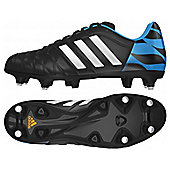 adidas 11Nova Soft Ground Mens Leather SG Traxion Football Boots UK 9