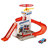 Hot Wheels City Copter Port