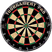 Tunturi Tournament Pro Bristle Official Dart Board