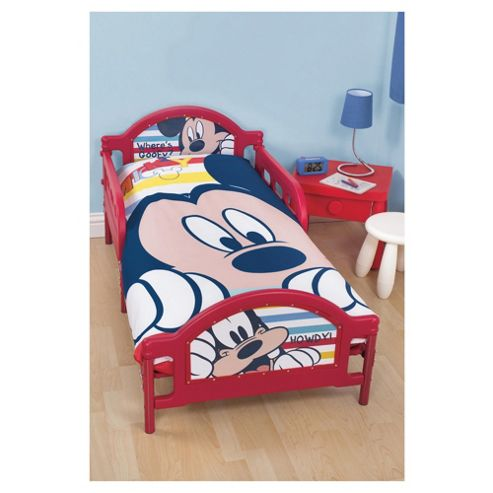 Mickey Mouse Junior Duvet Cover Set
