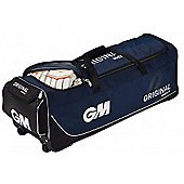 Gunn and Moore Original Cricket Wheelie Bag Holdall