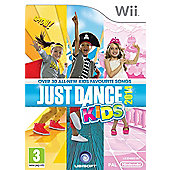 Just Dance Kids 2014 WII