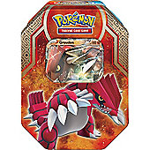 Pokemon TCG: XY 2015 Groudon Tin