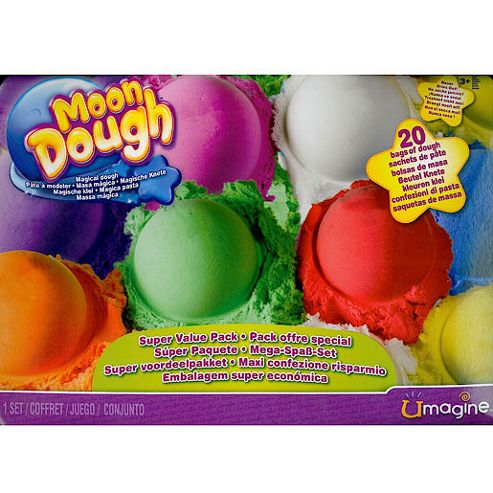 Moon Dough Super Value 20 Pack