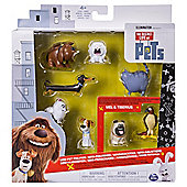 The Secret Life of Pets Mini Figure Set