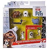 The Secret Life of Pets Mini Figure Set