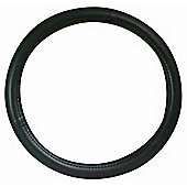 Autocare Steering Wheel Cover Black and Grey