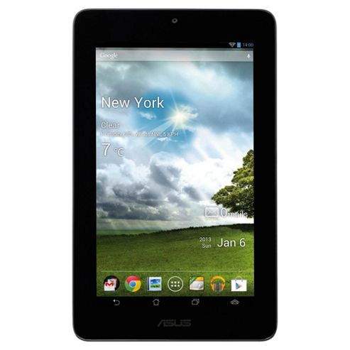 ASUS MeMO Pad ME172V 7 16GB Wi-Fi Black Tablet
