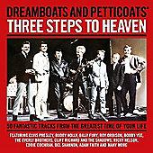 Dreamboats And Petticoats Presents - 3 Steps To Heaven (2Cd)