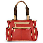 Skip Hop Grand Central Changing Bag Red