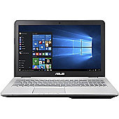 ASUS N551VW-FW258T Intel Core i5-6300HQ Quad Core Processor 15.6 Full HD Screen Microsoft Windows 10 Home 64-bit 12GB DDR4 RAM DVD Rewriter Laptop