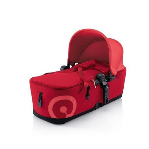 Concord Scout Folding Carrycot (Red)